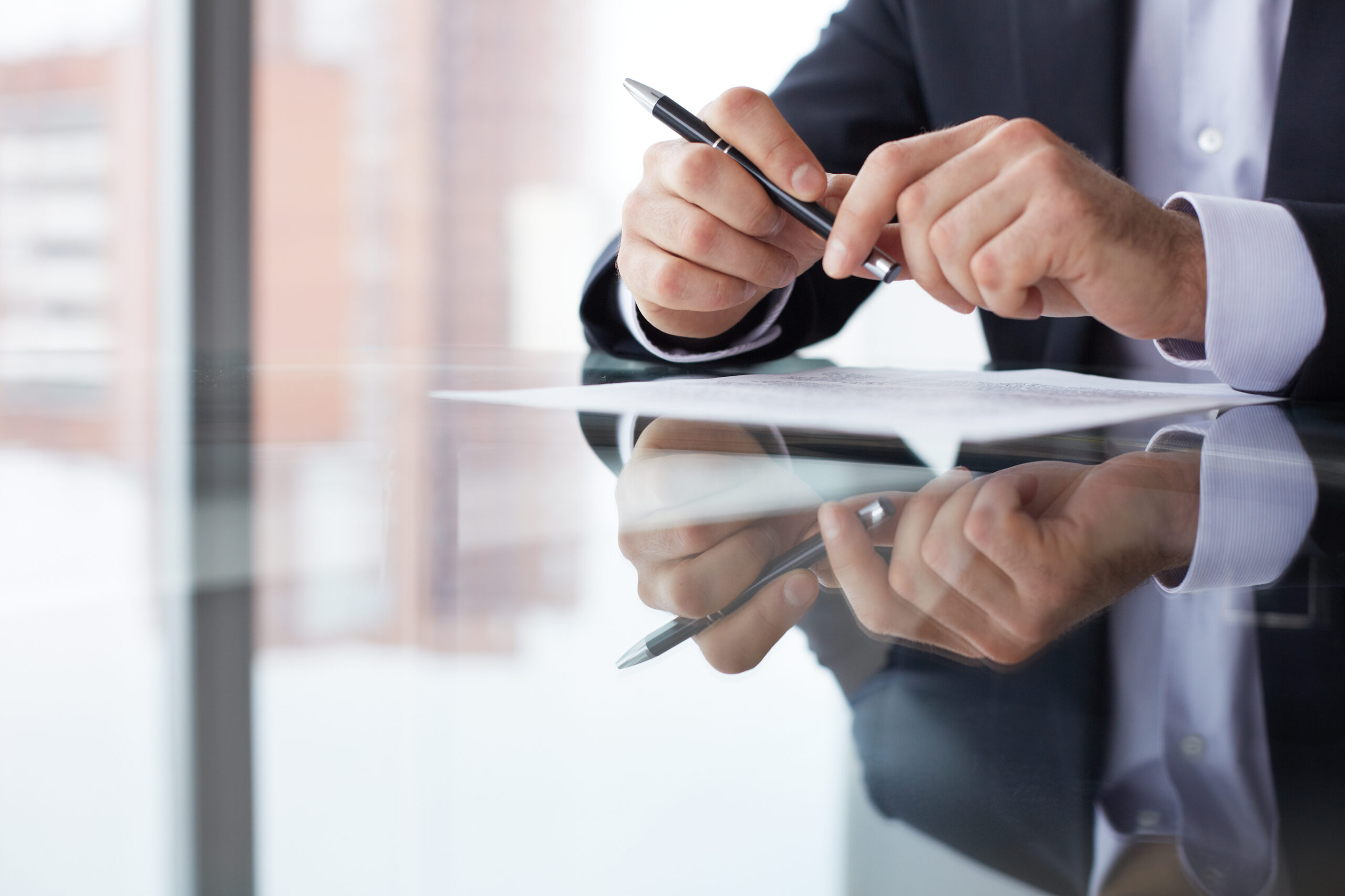 選考対策と退職交渉